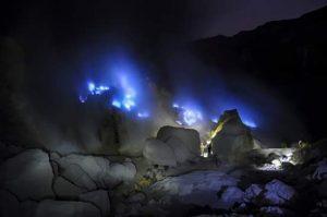 Mount Bromo Ijen Crater Baluran NP