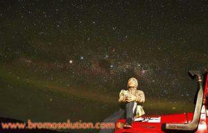 Paket Berwisata Bromo Milky Way