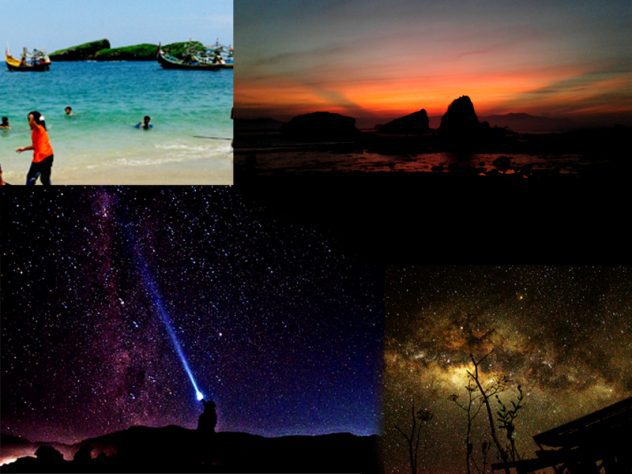 Milky Way Tour packages 3 day 2 night