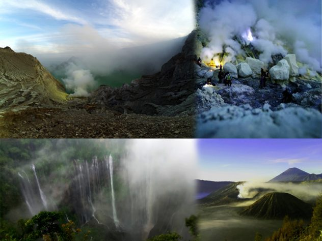 Mount Bromo ijen Tour Packages 4 Day 3 Night