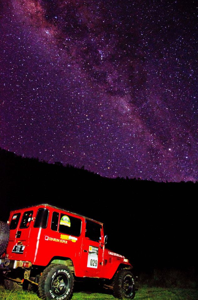 bromo Milky way Tour Packages