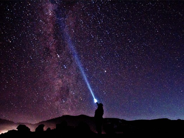 Mount Bromo Stargazing