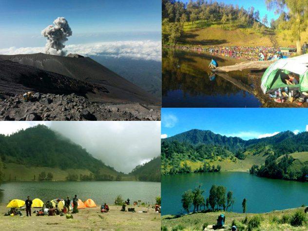 Mt Semeru Trekking Tour Packages