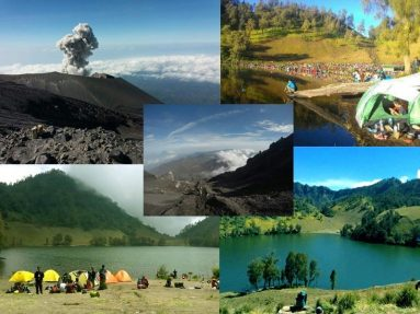 Mountt Semeru Trekking Tour Packages