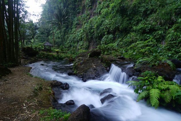 Kapas Biru Waterfall Tour Packages