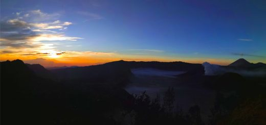Mt Bromo Weather in March 2018