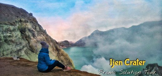 Mount Bromo Ijen Crater Trekking Package