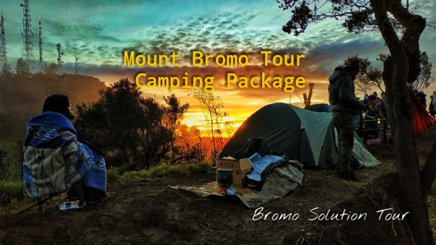 Mount Bromo Tour by Camping