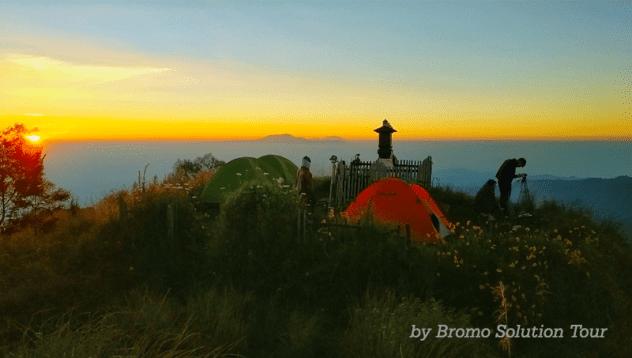 Mount Bromo Camping in Argo Wulan